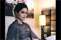 हिना खान के इस देसी लुक को देख आप भी हो जाएंगे उनके दीवाने
