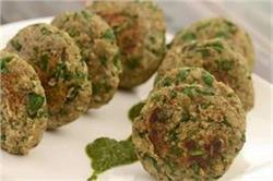 मानसून में घर पर बनाकर कर खाएं टेस्टी-टेस्टी Soya Palak Cutlet