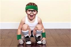 बच्चों को सेहतमंद रखने के लिए एक्सरसाइज के साथ वार्म अप भी जरूरी