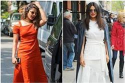 प्रियंका चोपड़ा की 10 ड्रैसेज जिनमें उनका 'अमेरिकन स्ट्रीट फैशन' दिखा रॉक