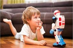 सावधान! बच्चों को बहका सकते हैं रोबोट