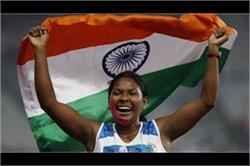 भारत की पहली हेप्टाथलन गोल्ड मेडल गर्ल, कठिनाइयों के बीच ऐसा था इनका सफर