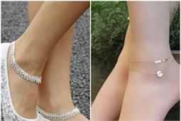 पैरों को और भी खूबसूरत बना देंगे 'ट्रेडिंग एंकलेट्स', आप भी करें ट्राई