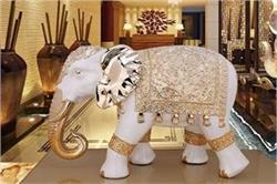 घर में रखेंगे हाथी की एेसी मूर्ति तो जेब हमेशा रहेगी मालामाल!