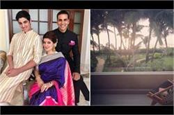 Birthday Special: किचन से लेकर गार्डन तक, अंदर से एेसा दिखता है अक्षय कुमार का घर