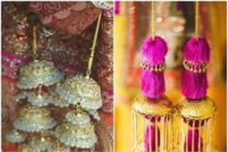 Bridal Fashion: हाई डिमांड पर 10 ट्रैंडी कलीरें - Nari