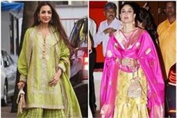 Sharara Fashion: वैडिंग फंक्शन के लिए चुनें बॉलीवुड स्टाइल सूट - Nari
