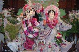 राधा के साथ नहीं, इस मंदिर में रुक्मिणी संग विराजमान हैं कृष्ण जी