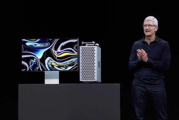 एप्पल ने T2 सिक्योरिटी चिप के साथ लांच किया पावरफुल Mac Pro
