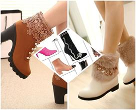 Try these footwear for a trendy look in winter fashion
