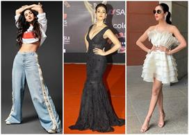 Sonal chauhan best Western Outfits