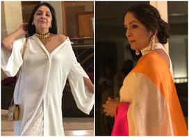 Neena Gupta best dresses