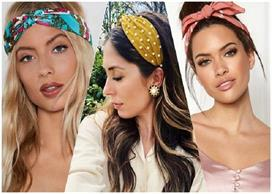 Different style hair band for girls