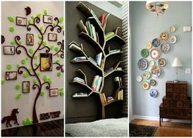 10 wall decorartion ideas for home
