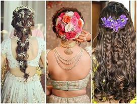 New bridal hairstyle for brides