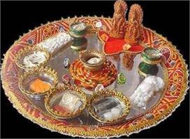 Thali Decoration for Karwa Chauth