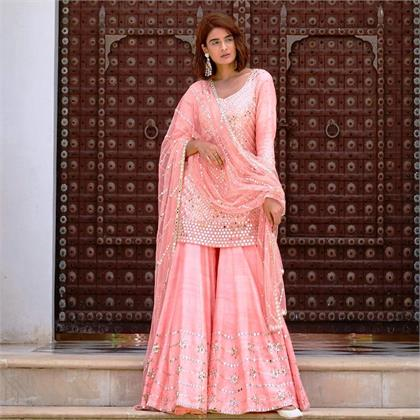 new collection nawabi twist in traditional dressage see pics