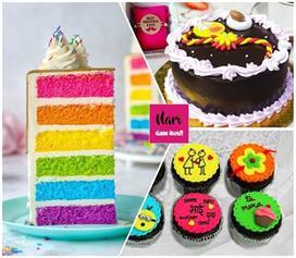 Rakhi special cake design