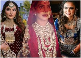 Rani haar designs for brides