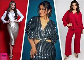 Birthday special raveena tandon fashion look