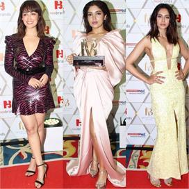 Red Carpet DadaSaheb Phalke International Film Festival Awards 2020