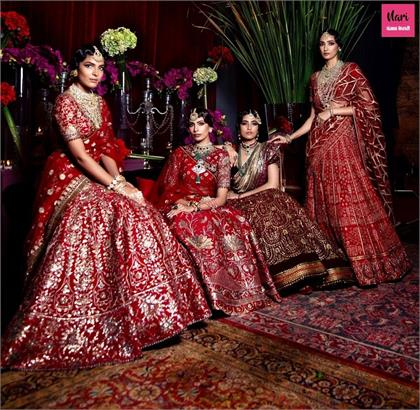 ICW2020 Day 3: Designer Dolly J and JJ VALAYA bridal Collection