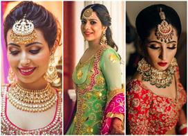 12 oversized mangtikkas designs for brides