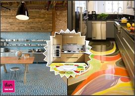Flooring Design Ideas to Give Your Kitchen New Look