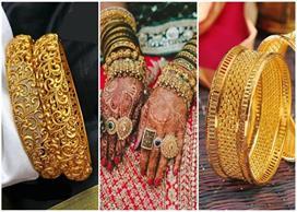 Kangan designs for brides