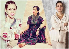 Maternity Fashion of bollywood actress Kalki Koechlin