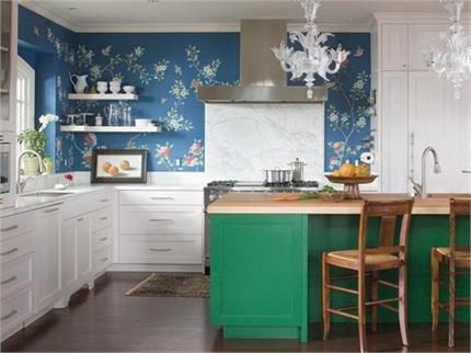 किचन को देना है New Look तो यहां से लीजिए Colours के ढेरों आइडियाज