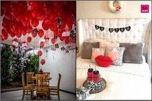 घर पर मनाने जा रहे हैं Valentine Day तो यहां से लीजिए...