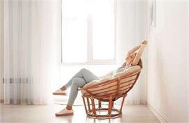 कंफर्ट के साथ Decor, देखिए गर्मियों के लिए कूल Seating Area