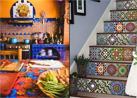 Mexican Tiles decoration ideas