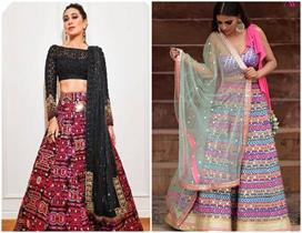 amazing phulkari lehengas for your marriage