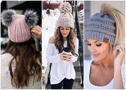 Winter Fashion caps