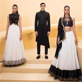 icw 2020 day 4  collection of designer shantanu and nikhil
