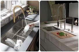 Creative Sink Ideas: मॉर्डन किचन के लिए Sink डिजाइन भी हो...