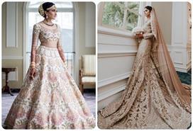 Real Brides: 'पाकिस्तानी डिजाइनर्स' के यूनिक लहंगे, आप भी...