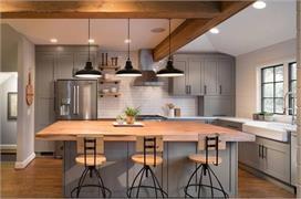 Decor Trend: लकड़ी के Countertops से दें किचन को अट्रेक्टिव...