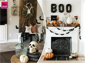 Halloween Scull Decoration ideas for theme party