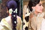 Fashion Trend: करवा चौथ पर हेयर स्टाइल को Gajra लगाकर दें Twist