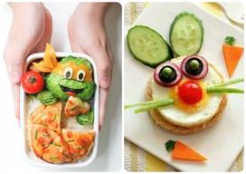 Salad Decor For Kids