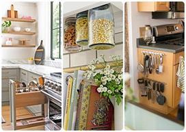 छोटी किचन के लिए 10 स्मार्ट स्टोरेज आइडियाज