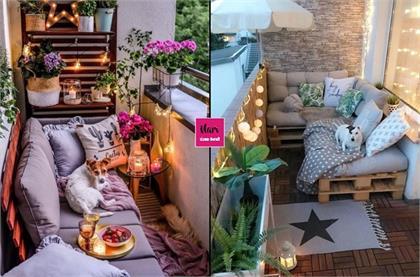 apartment balcony decor ideas