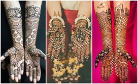 New Mehndi Design Images