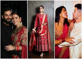 brides who became famous for their karva chauth look (see pics)