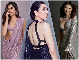 Bollywood Actress in Shimri Saree