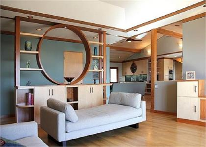 Extremely stylish wooden dividers decor ideas