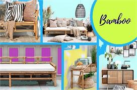 Ways To Use Bamboo Into Your Decor
